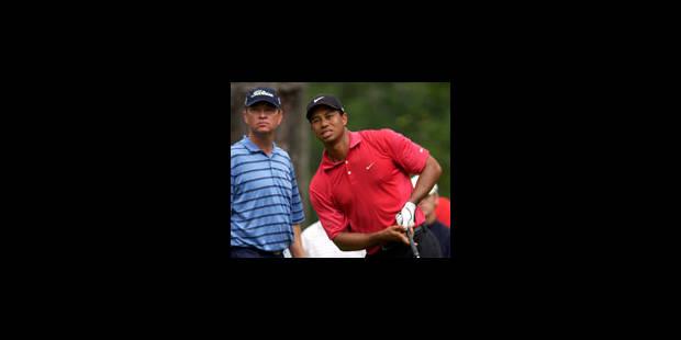 Tiger Woods adore Carnoustie... - La Libre