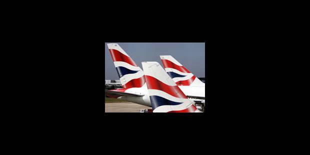 British Airways : entente avec Virgin Atlantic punie - La Libre
