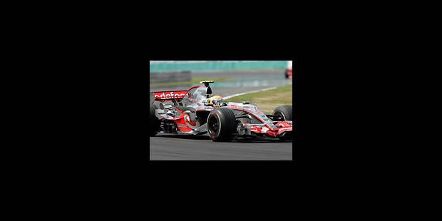 Victoire de Lewis Hamilton - La Libre