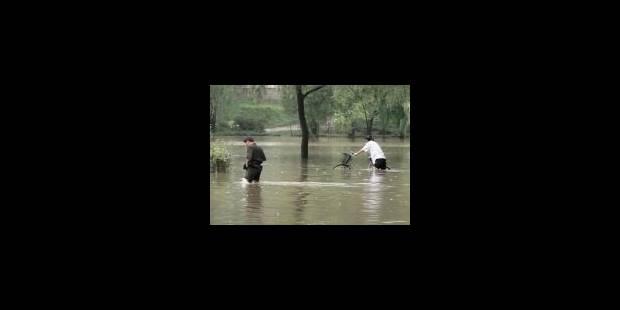 600 morts ou disparus dans les inondations - La Libre