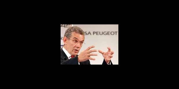 PSA va supprimer plusieurs milliers d'emplois en Europe de l'Ouest - La Libre
