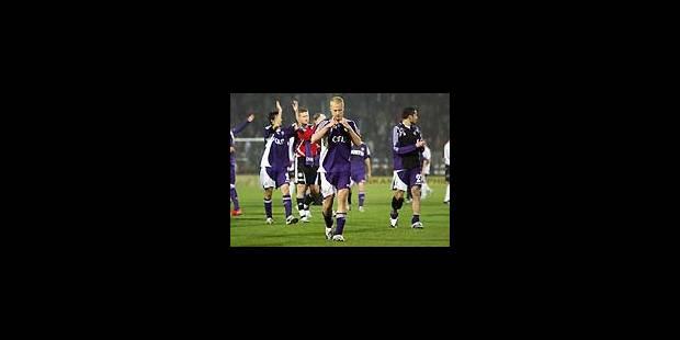 De bonnes perspectives pour Anderlecht - La Libre