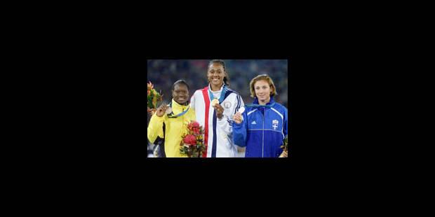 Thanou peut-être championne olympique 2000 - La Libre