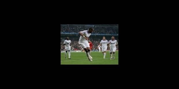 Le Real tremble, Milan se rassure, Liverpool tombe - La Libre