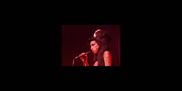 Amy, entre genou à terre et uppercuts - La Libre
