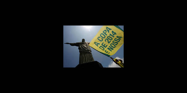 Le Brésil organisera le Mondial 2014 de football - La Libre