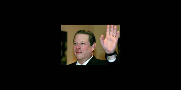 Al Gore appelle à avancer sans les USA - La Libre