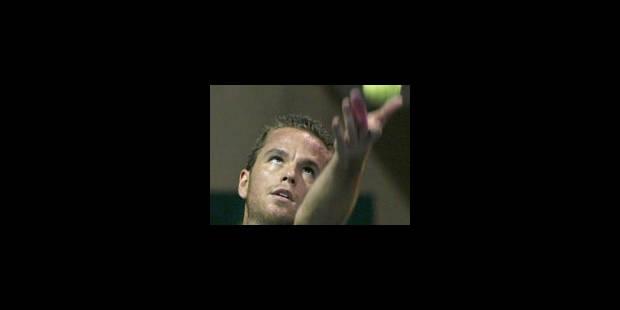 Xavier Malisse en quarts de finale - La Libre