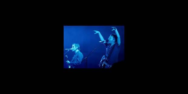 Radiohead, n°1 des charts américains et britanniques - La Libre