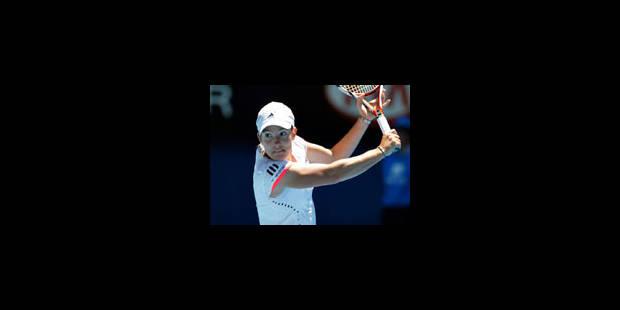 Justine Henin rentre gagnante - La Libre