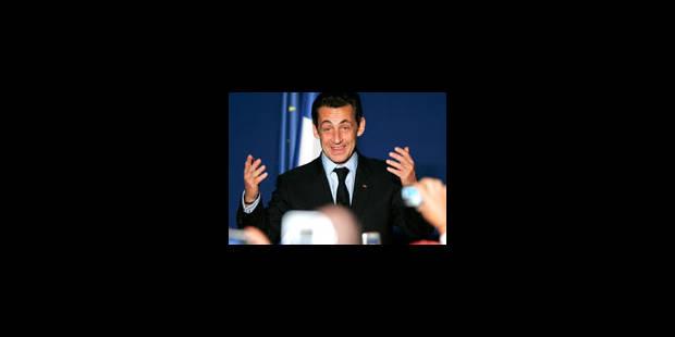 Sarkozy, voyant jusque dans sa foi - La Libre