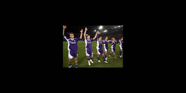 Victoire tranquille d'Anderlecht contre Mouscron - La Libre