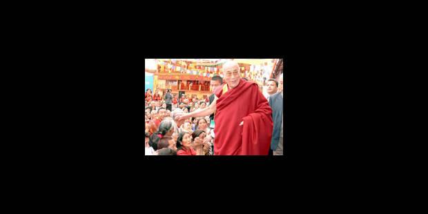 Le Dalaï Lama s'invite aux JO de Pékin - La Libre