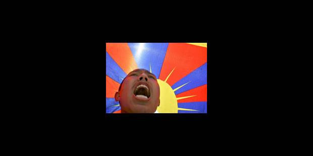 Le Dalaï Lama demande un soutien mondial - La Libre