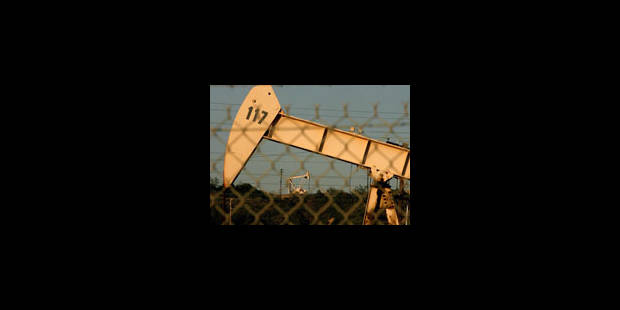 Le pétrole repasse au-dessus de 107 USD le baril - La Libre