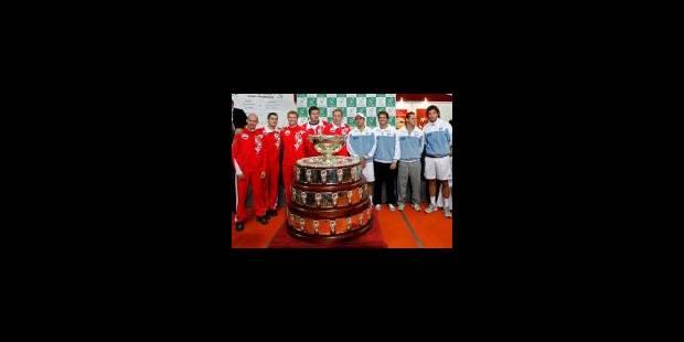 Des points ATP délivrés en Coupe Davis à partir de 2009 - La Libre