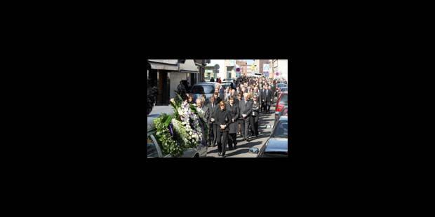 Dernier hommage à Constant Vanden Stock - La Libre