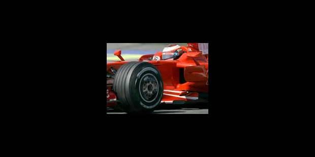 Raikkonen est en pole, l'Espagne rêve d'Alonso - La Libre