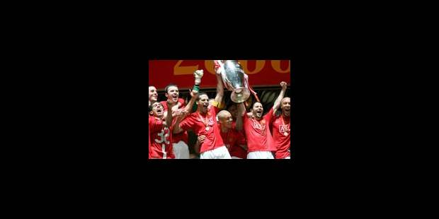 Victoire de Manchester en Ligue des Champions - La Libre