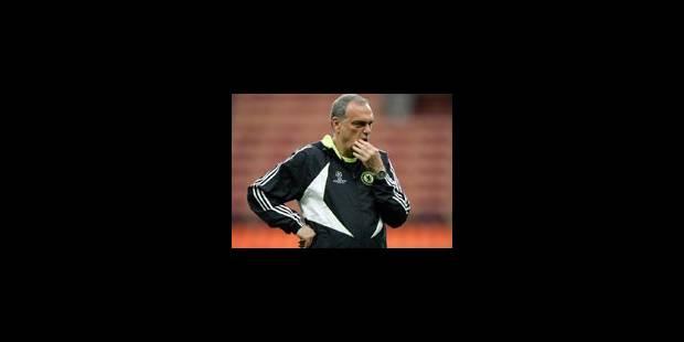 Chelsea limoge son entraîneur - La Libre