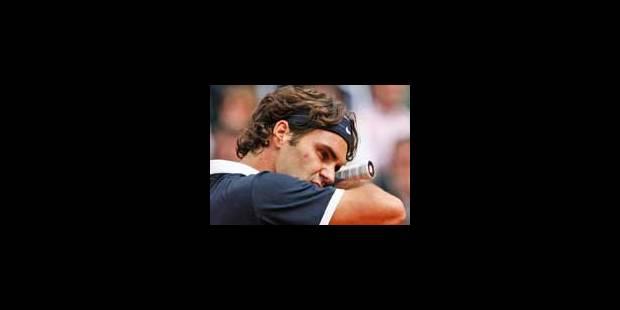 Federer gagne à Roland Garros sans briller - La Libre
