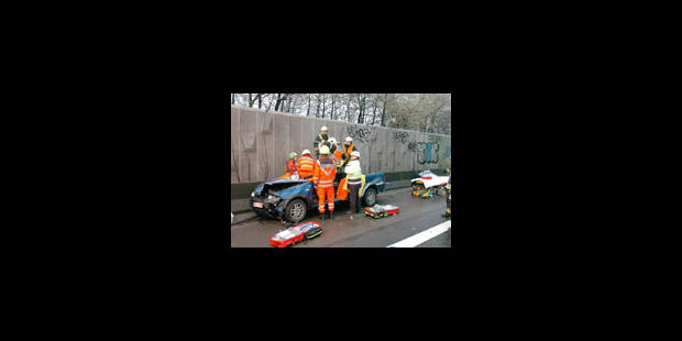 Les routes belges plus sûres mais... - La Libre
