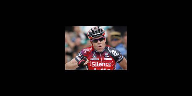 Evans, le favori de Contador - La Libre