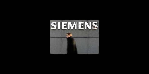 Siemens annonce la suppression de 16.750 emplois - La Libre