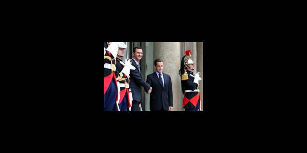 Ouverture de relations diplomatiques entre Damas et Beyrouth - La Libre