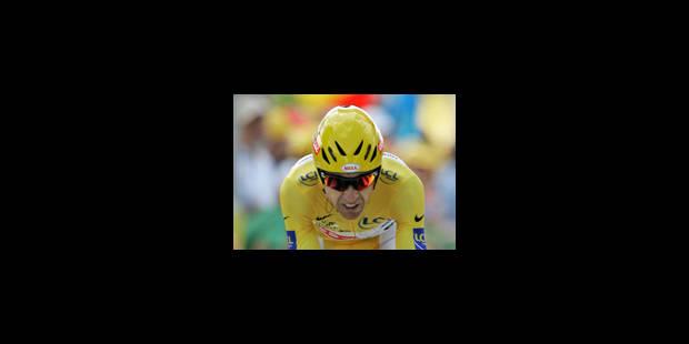 Carlos Sastre va gagner le Tour de France 2008 - La Libre