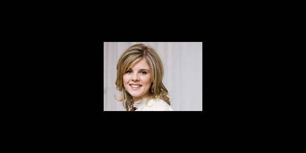 Caroline Fontenoy, nouveau visage du JT - La Libre