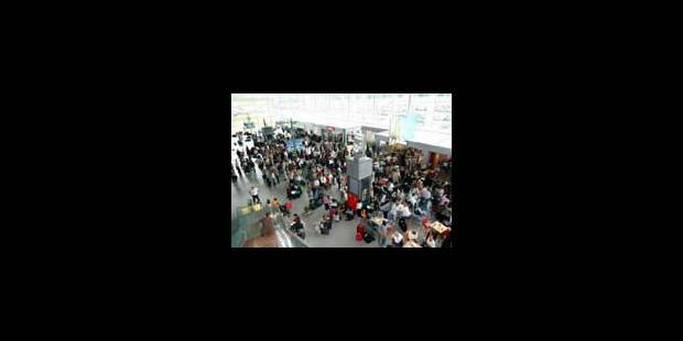 Flightcare: tout le personnel aurait repris le travail - La Libre