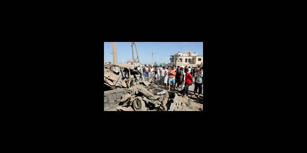 Six morts dans un attentat-suicide - La Libre