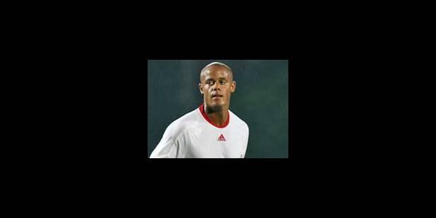 Jo - Football: Kompany, otage d'un triste bras de fer - La Libre
