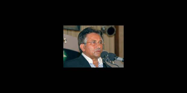 Le président Pervez Musharraf démissionne - La Libre