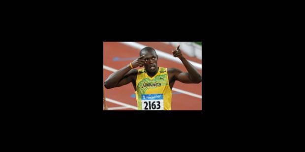 JO - Usain Bolt, record du monde et médaillé d'or - La Libre