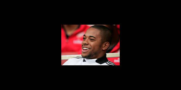 Robinho jouera bien 4 ans à Manchester City - La Libre