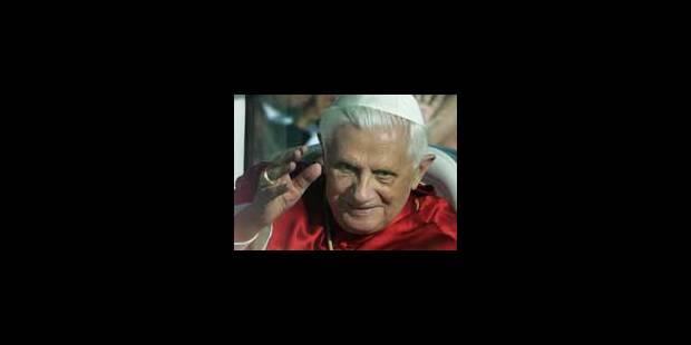 Destination Lourdes après la messe devant 260.000 fidèles - La Libre