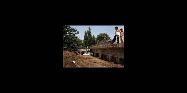 254 morts dans une coulée de boue - La Libre