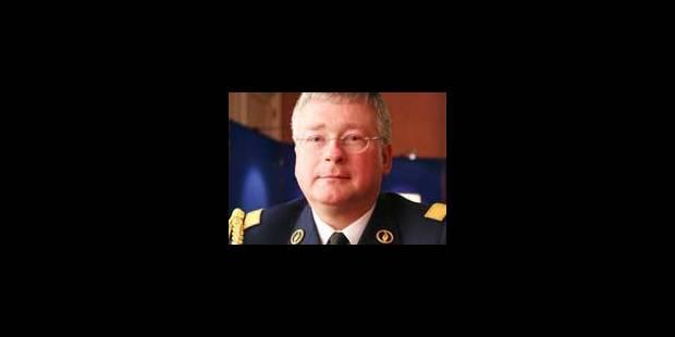 Le Comité P contre le chef de la police - La Libre