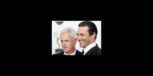 """""""Mad Men"""" meilleure série dramatique aux Emmy Awards - La Libre"""