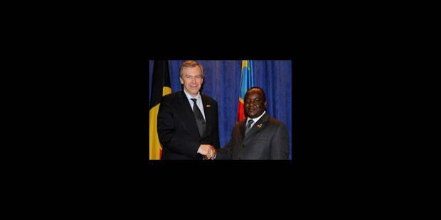 Congo: Leterme veut en finir avec « six mois de flottement » - La Libre