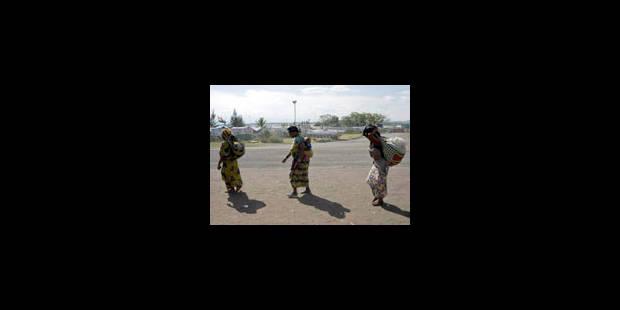 L'armée régulière a abandonné Goma - La Libre