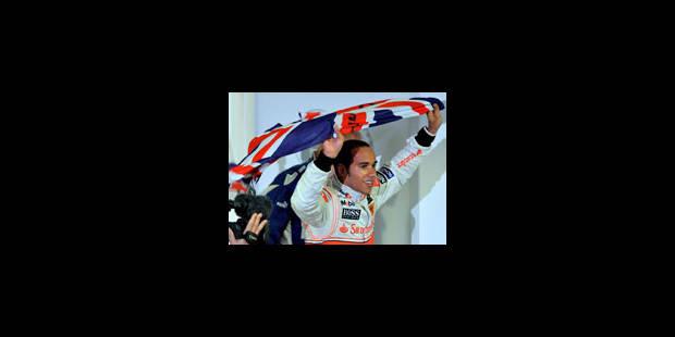 Hamilton, champion du monde! - La Libre