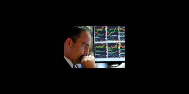 Krach boursier rentable? - La Libre