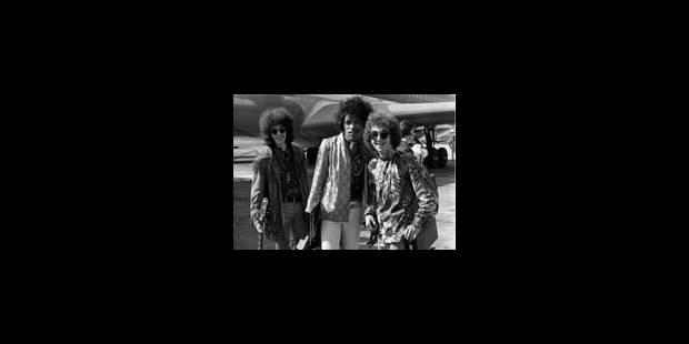 Mort de Mitchell, le batteur de Jimi Hendrix - La Libre