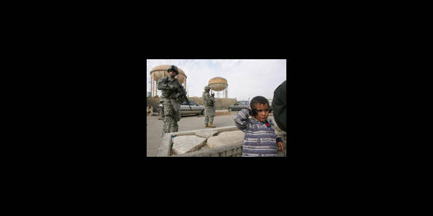 L'Irak approuve l'accord de sécurité avec les USA - La Libre