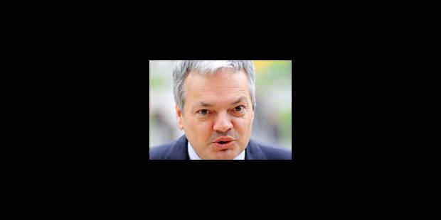 Le MR veut rationaliser les provinces wallonnes - La Libre