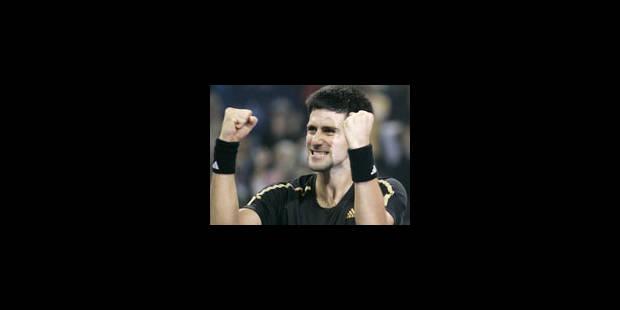 Djokovic sur les talons de Federer - La Libre