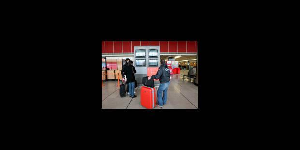 La grève perturbe toujours Air France - La Libre